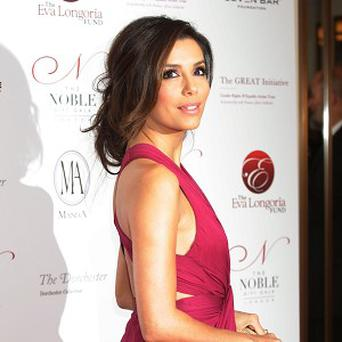 Eva Longoria reckons looks are not all that matter