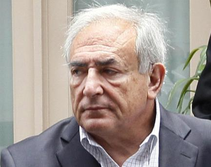 The Lille court case is likely to destroy Mr Strauss-Kahn's future for good, even if his top barristers manage to win an acquittal (AP Photo/Mary Altaffer)