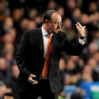 Rafael Benitez is the first boss of the Abramovich era not to win either of his opening two games