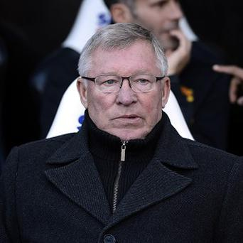 Sir Alex Ferguson is expecting a fierce battle for the Premier League title
