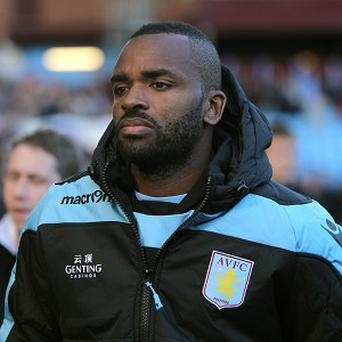 Darren Bent, pictured, is going nowhere according to Paul Lambert