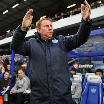 Harry Redknapp's QPR recorded a 1-1 draw at home to Aston Villa