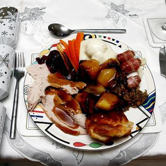 Christmas lunch typically takes more than 12 days to organise, a study suggests