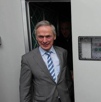 Jobs Minister Richard Bruton wants to persuade more multinationals to source their business locally