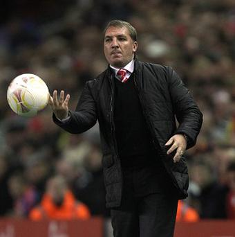 Brendan Rodgers felt Liverpool should have been 'out of sight' given the number of chances