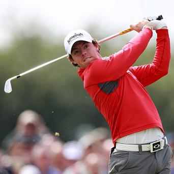 Rory McIlroy was also part of Europe's triumphant Ryder Cup campaign