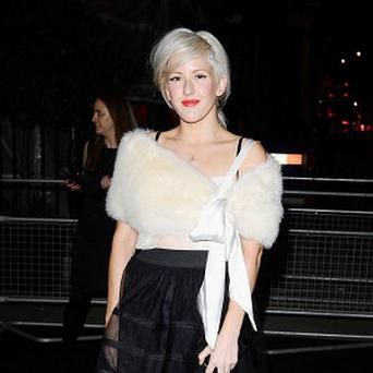Some of Ellie Goulding's songs were inspired by her own heartbreak