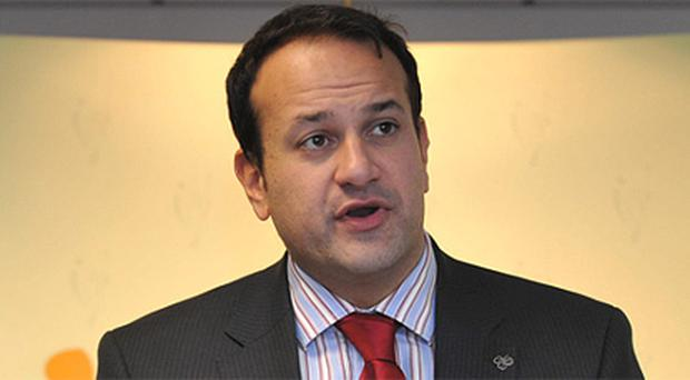 Minister for Transport, Tourism and Sport, Leo Varadkar