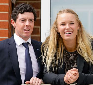 The tennis player did not appear to be impressed with Holly's turn on Celebrity Come Dine With Me