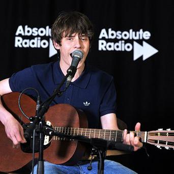 Singer-songwriter Jake Bugg will play at the Isle of Wight Festival in 2013