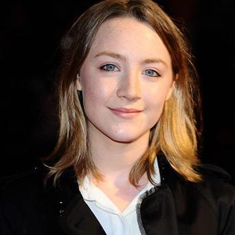 Saoirse Ronan is being screen-tested for the Cinderella role