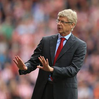 Arsene Wenger has urged to look 'from inside' for solutions to Arsenal's problems