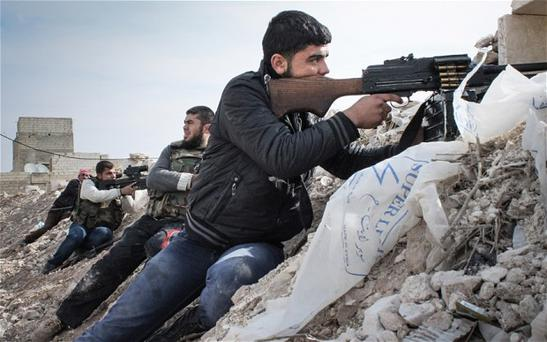 The Syrian regime is believed by Western analysts to have the biggest stocks in the Middle East. Photo: AP