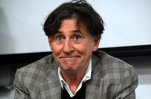 Gabriel Byrne: called The Gathering a scam
