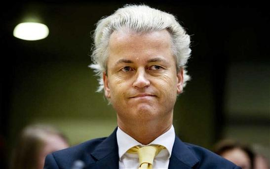 The plan echoes a proposal from Geert Wilders, the leader of a populist Dutch Right-wing party. Photo: Getty Images