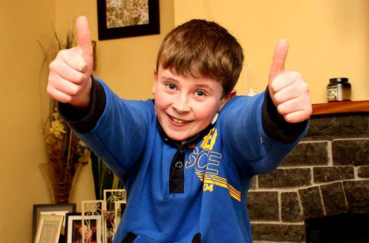 'Moone Boy' star David Rawle at home in Co Leitrim