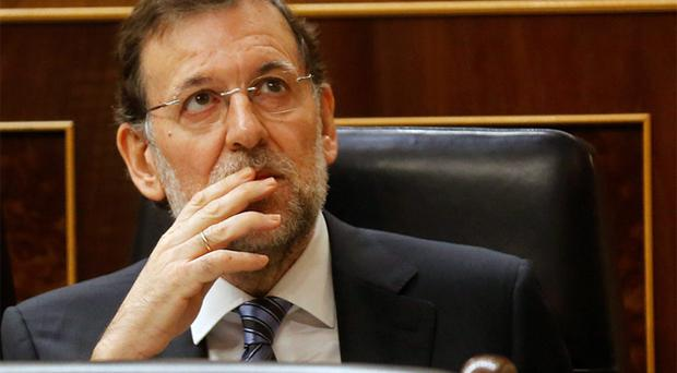 Spanish Prime Minister Mariano Rajoy. Photo: Reuters
