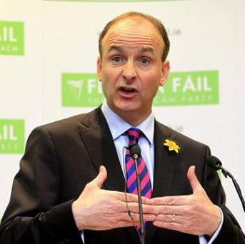 Micheal Martin says the way the country is governed will not be changed substantially