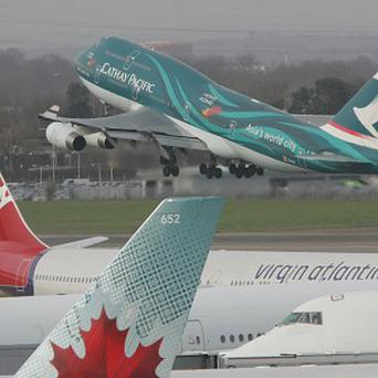 Hong Kong-based Cathay Pacific said on its Thailand Facebook page that the stewardess was no longer an employee