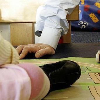 New pre-school measures have been announced in Northern Ireland