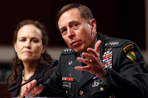 David Petraeus. Photo: Reuters