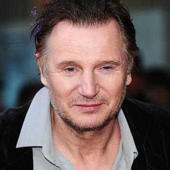 Liam Neeson has the lead role in Taken 2