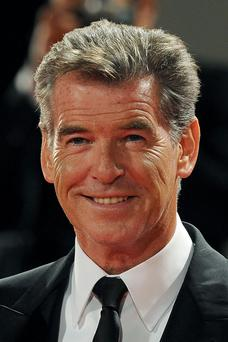 Pierce Brosnan - still got it at 60.