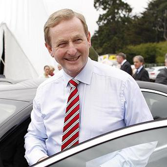 Enda Kenny has pledged to protect frontline services and the vulnerable in the latest budget