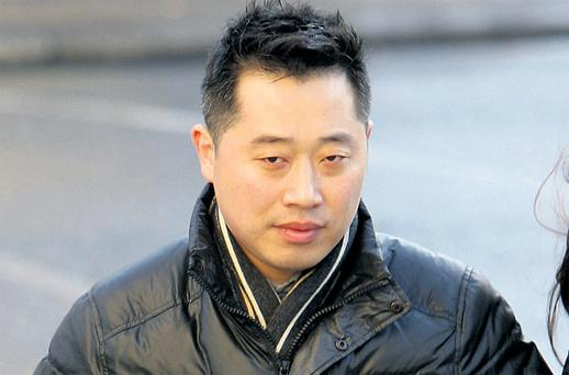 Zhen Dong Zhao was found guilty of murdering Noel Fegan, whom he repeatedly kicked in the head in an argument over a phone call costing 70c