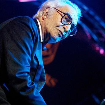 Jazz legend Dave Brubeck has died aged 91 (AP)