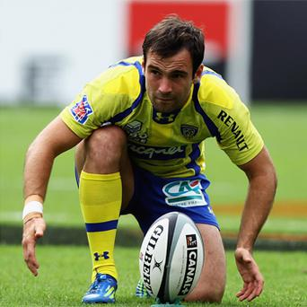 Clermont's Morgan Parra will prove a handful for the Leinster defence on Sunday