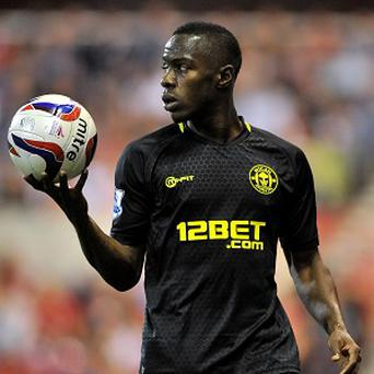 Wigan's Maynor Figueroa was sent off during the 3-0 defeat by Newcastle on Monday