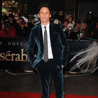 Eddie Redmayne wanted to get his Les Mis solo perfect