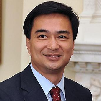 Former Thai prime minister Abhisit Vejjajiva is set to face a murder charge over the death of a taxi driver during protests in 2010