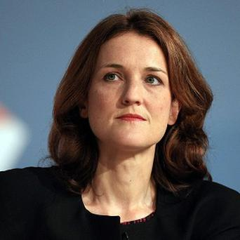 Theresa Villiers has been urged to condemn the name chosen for a playground