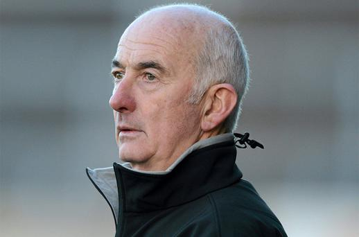 Oulart-the-Ballagh manager Pat Herbert. Photo: Sportsfile