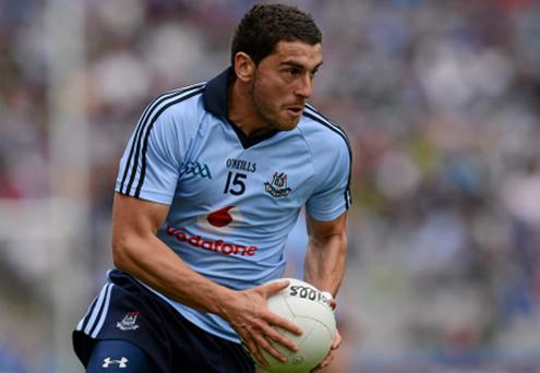 Bernard Brogan in action for Dublin. Photo: Sportsfile
