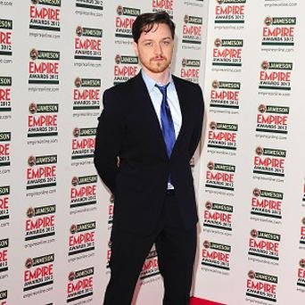 James McAvoy is to take on the role of Macbeth