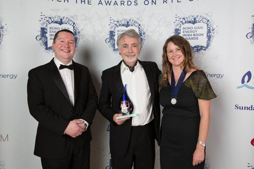 Specsavers Senior Category Childrens Book of the Year Eoin Colfer