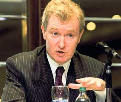 Abbey executive chairman Charles Gallagher
