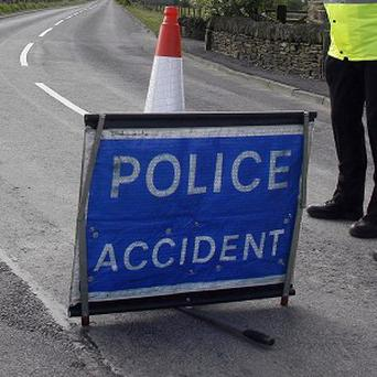 Two people were killed in a road accident between Magherafelt and Moneymore