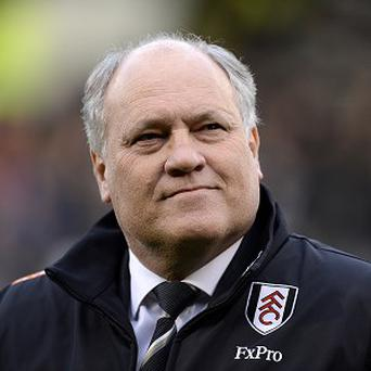 Martin Jol hopes to add to his Fulham squad in the January transfer window