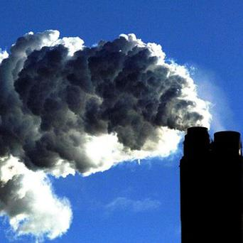 The Kyoto Protocol controls the greenhouse gas emissions of rich countries