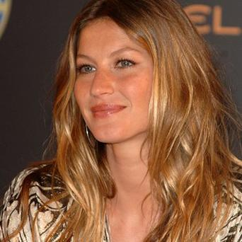 Model Gisele Bundchen has given birth to a daughter