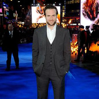 Rafe Spall stars with Rose Byrne in I Give It A Year