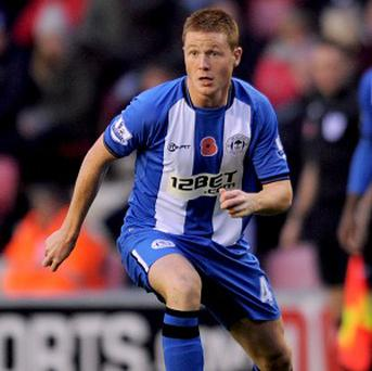 James McCarthy has excelled for Wigan this season