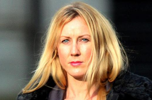 Sally Roberts, the woman who ran away with her seven-year-old son to stop him having cancer treatment, said she will agree to radiotherapy if doctors find his brain tumour has returned. Photo: PA