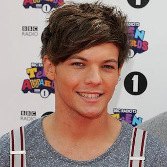 Louis Tomlinson of One Direction apparently got a telling off from New York police