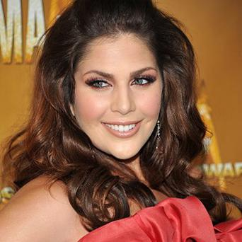Hillary Scott of Need You Now group Lady Antebellum has announced her pregnancy (AP)