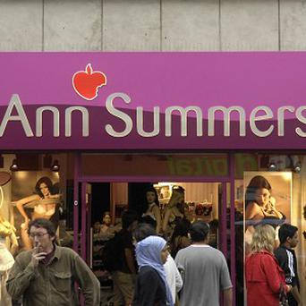 Fifty Shades of Grey has helped Ann Summers stores to sell out of many of their racy items, its boss said